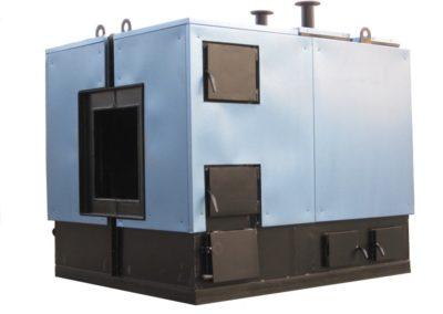 Kocioł INNOVEX 535-800 kW przystosowany do współpracy z Automatem